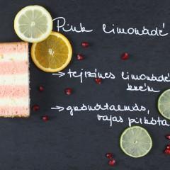 Pink limonádé