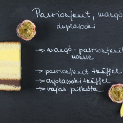 Passionfruit, mangó, duplacsoki